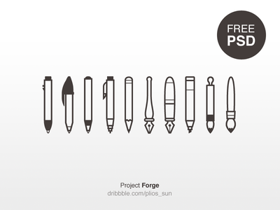 Pen Icon v1