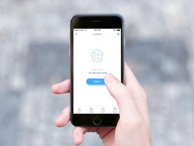 Laundry App Concept v2
