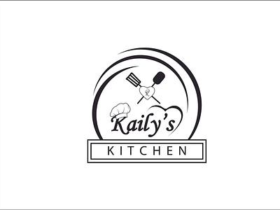 kaily s kitchen branding design logodesign branding logo design logo logo design creative design creative logo
