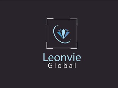 Lieonvie Global branding logo design logo logo design creative design creative logo