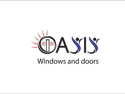 Oasis Logo Design logodesign branding logo design logo creative logo design logo design creative design creative logo