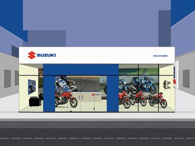 Suzuki Dealer Shop