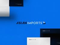 Logo : Asian Imports