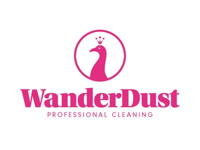 Wanderdust Logo - Unused concept