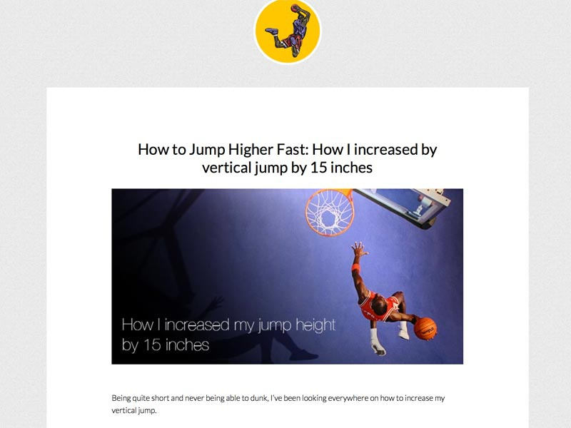 How To Jump Higher To Dunk how to jump higher fast how to increase vertical jump howtojumphighertodunk.com