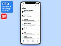 Mail list concept