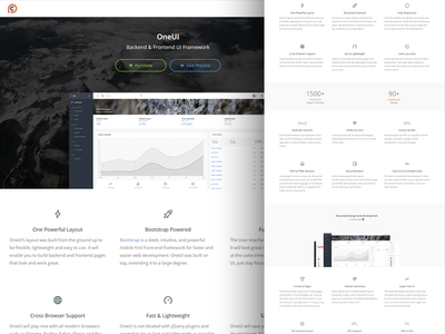 pixelcave.com - Item pages 2016 redesign store ecommerce user interface ui