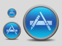 Mac App Store Replacement Icon