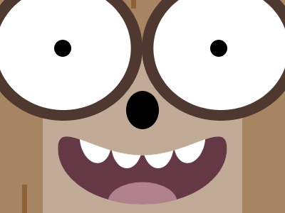 Rigby Iphone 4 Wallpaper