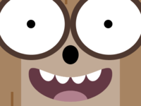 Rigby Wallpaper Just A Quick From One Of My Favorite TV Shows Regular Show