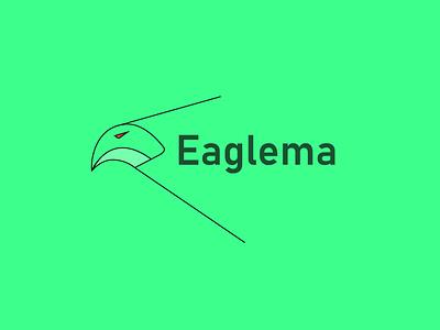 Eagle fahadmeerx best logo logo maker design business logo brand logo logo design graphic design logodesign eaglema e letter e logo