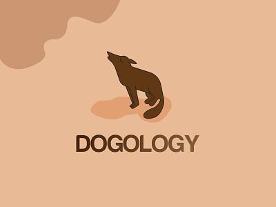 Dogology Art letter logo d logo dog logo dogology art dogology banner poster company logo design illustration business logo logo vector ar art
