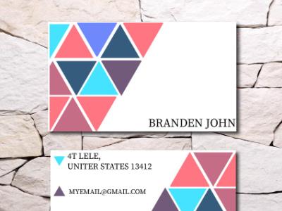 mk bc 1 illustrator illustration flat branding graphic design logo design card business businesscard