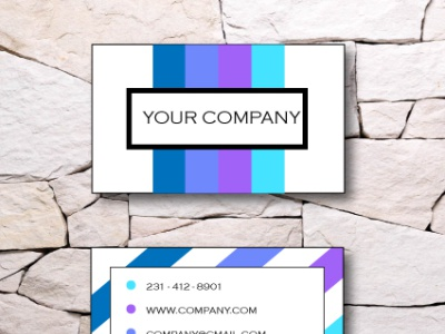 mk bc 2 illustrator illustration flat logo design branding graphic design card business card design business businesscard