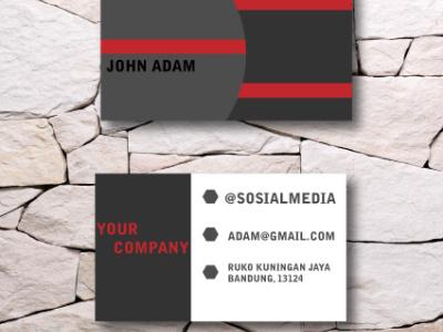 mk bc 4 card illustrator illustration flat graphic design branding design business businesscard