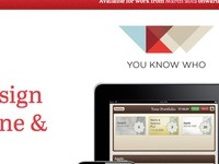New You Know Who site in progress