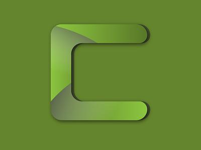 C Letter Design design graphic design branding logo illustration