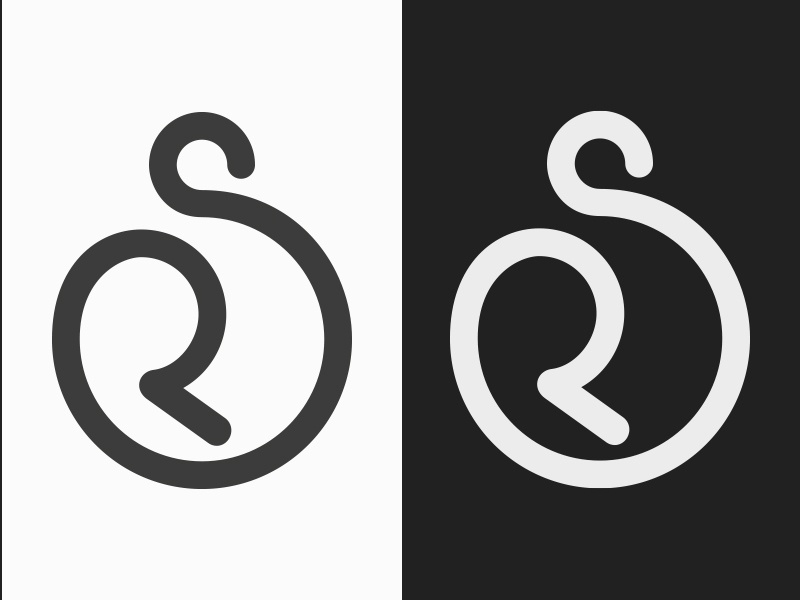 rs monogram v 2 by daniel mckendry