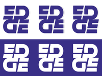 Edge Logo Stacked