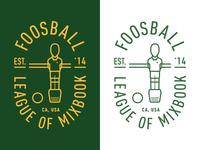Mixbook Foosball t-shirt