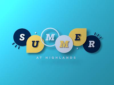 Summer At Highlands Alternate