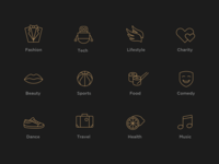 APPICS Category Icons