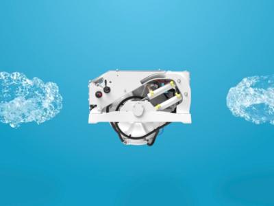Seakeeper 2 Launch Animation