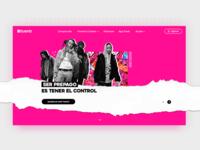 Tuenti website