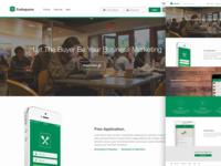 Fudsquare Website