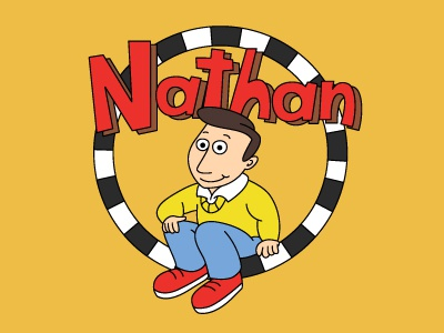 Nathan the 90s PBS Star