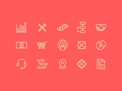 IT Icons 2.1