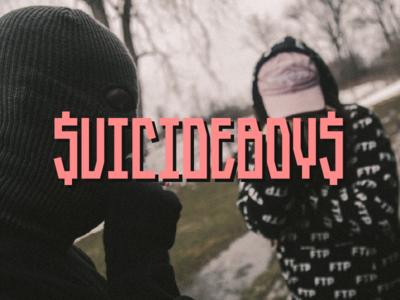 $uicideboy$ Logo