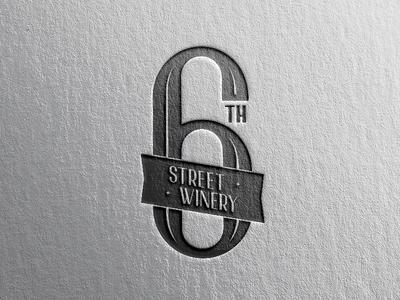 6th Street Winery Logo