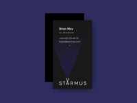 Starmus business cards