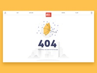 Insurance 404 page
