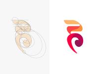 Hemant Bisht Logo