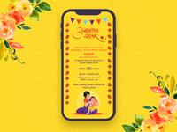 Annaprashan Invite