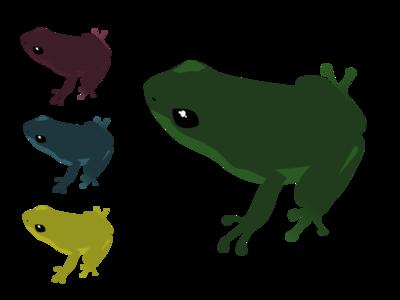 Frog Logo frog