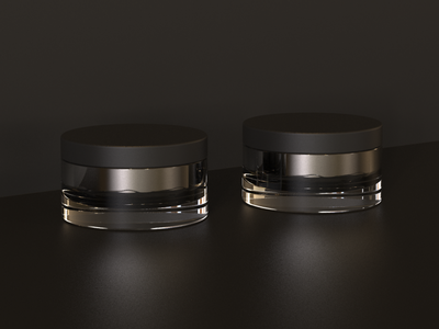 Hairmatte' keyshot fusion360 design 3d modeling