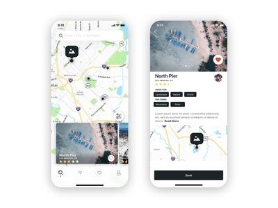 Photo Locations App
