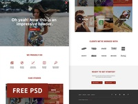 On Target - Marketing Agency Web Template