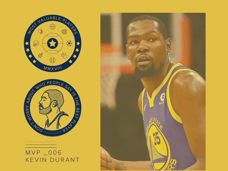 MVP_006 - Kevin Durant mvp kevin durant basketball warriors golden state