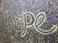 Chalk Art For Salvation Army