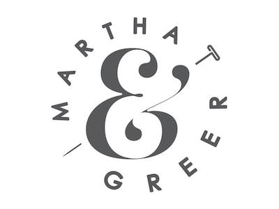 Martha & Greer Brandmark