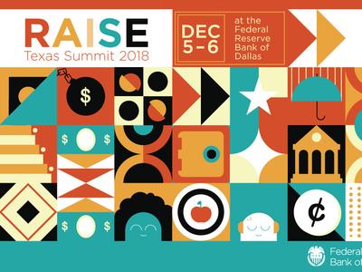 Raise Texas Event Branding
