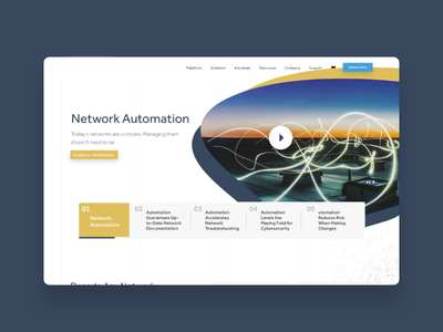 Home Page Project #2 home page lines ux ui network explore creative design web