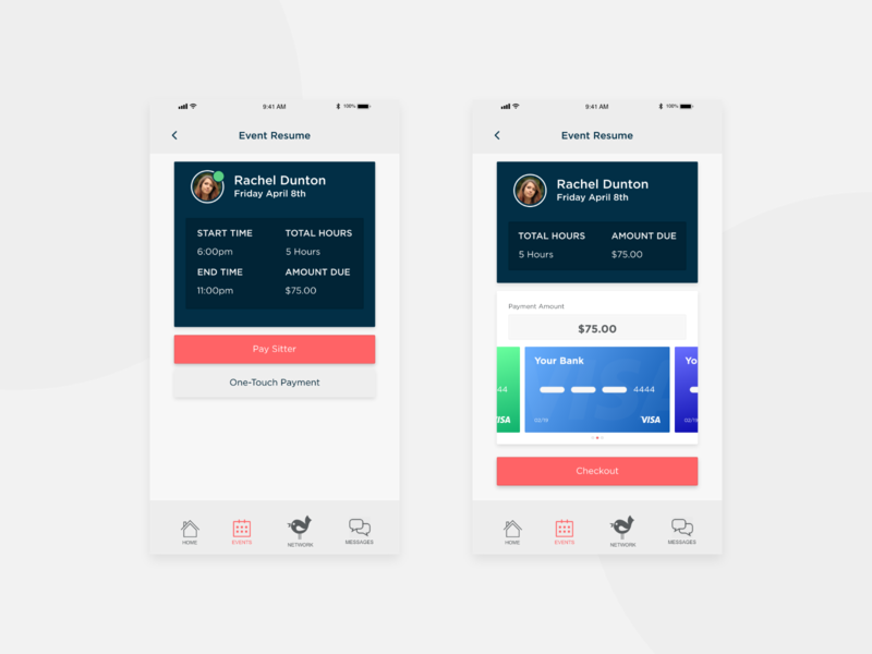 Rework Payment Screen app system payment design mobile explore visual design product ux ui