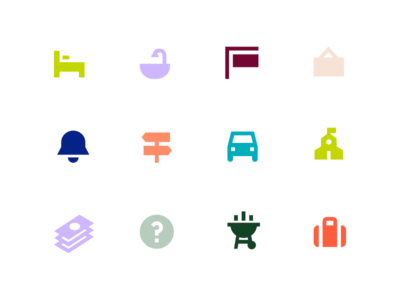 Trulia Icon System