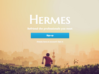Hermes, Rapportive for mobile
