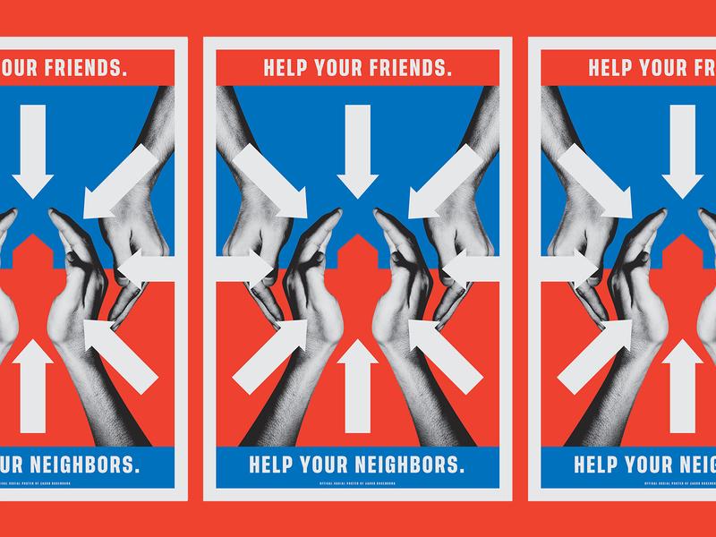 Help Your Friends. Help Your Neighbors.